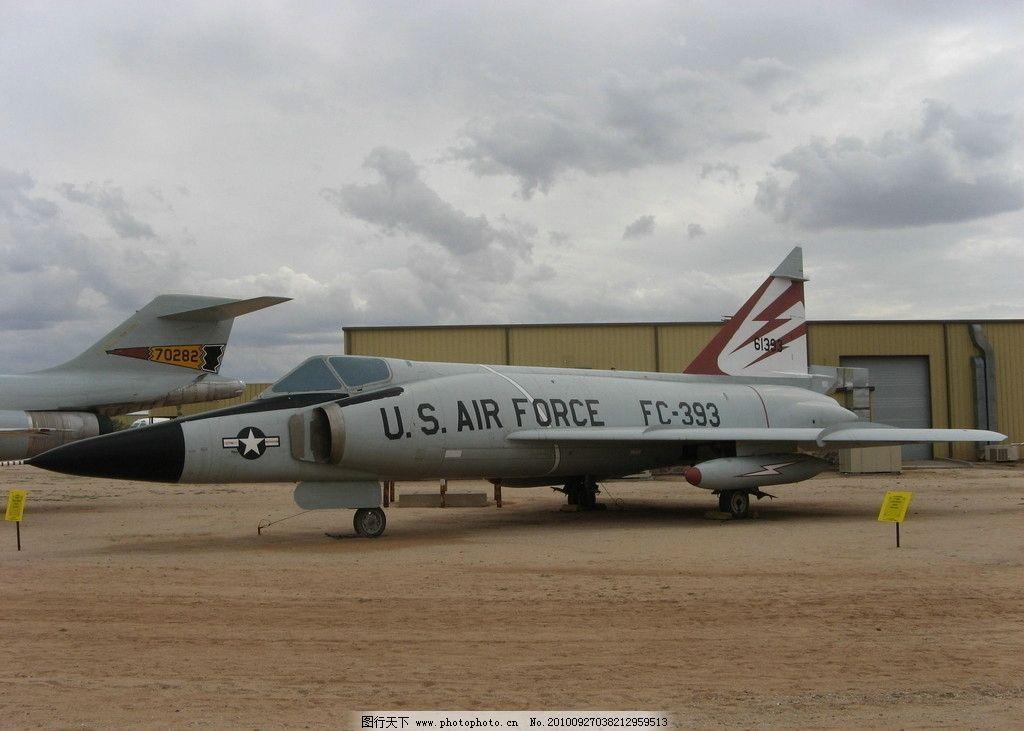 f102 三角剑 战斗机 美军 喷气式飞机 第二代飞机 截击机