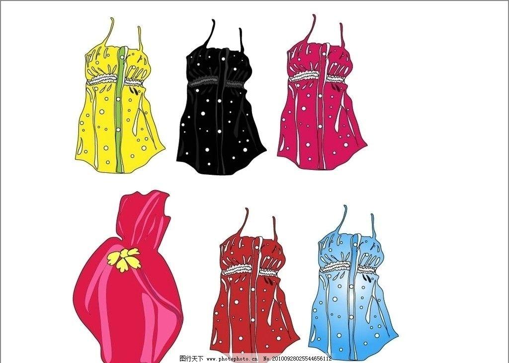 女性时尚衣服图片
