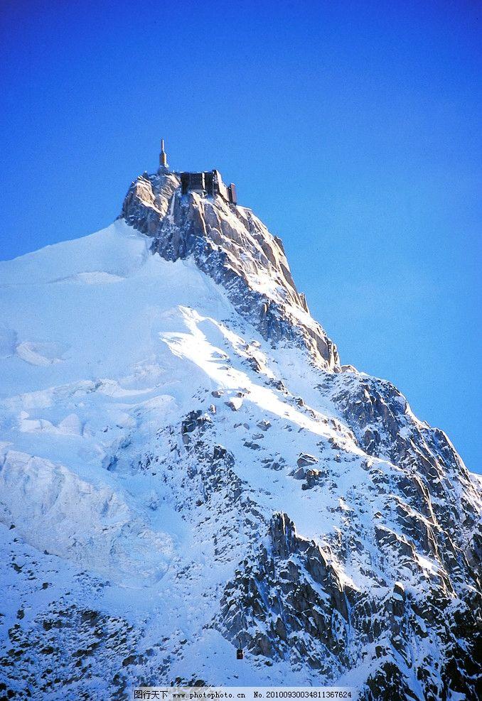 手机动态雪山风景图片