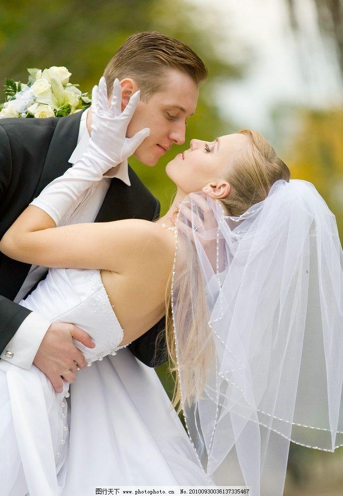 结婚 新人/结婚照图片
